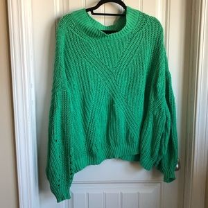 BP. Knit sweater